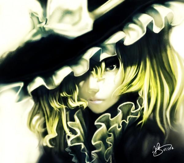 Tags: Anime, Urami, Touhou, Kirisame Marisa, Marisa Kirisame