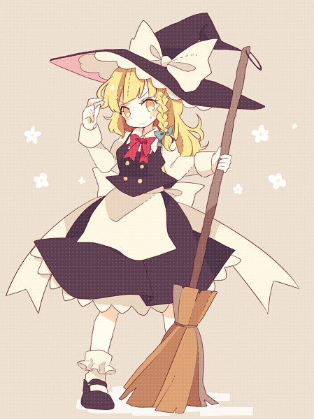 Tags: Anime, :Daizu, Touhou, Kirisame Marisa, Fanart, Fanart From Pixiv, Pixiv, Mobile Wallpaper, Marisa Kirisame