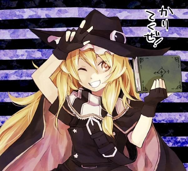 Tags: Anime, Makuwauri, Touhou, Kirisame Marisa, Fanart, Fanart From Pixiv, Pixiv, Marisa Kirisame