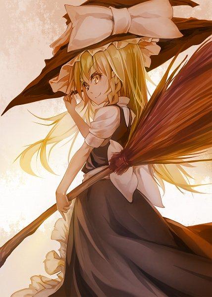 Tags: Anime, Pixiv Id 26565589, Touhou, Kirisame Marisa, Marisa Kirisame