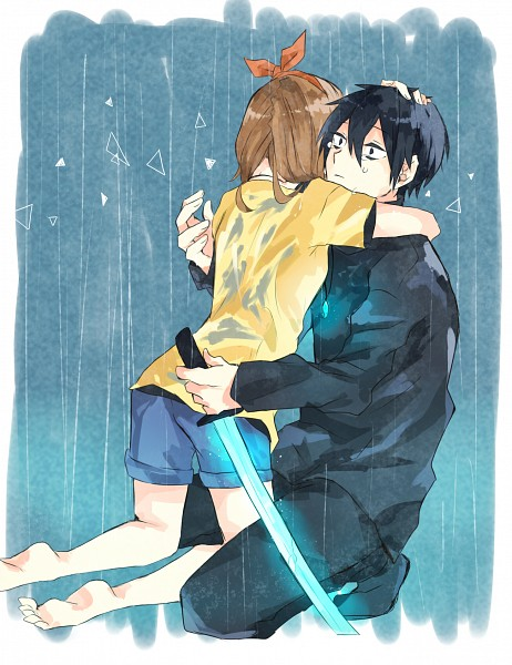 Tags: Anime, Pixiv Id 1561220, Kirisame ga Furu Mori, Kanzaki Shiori, Suga Kotaro, Pixiv, Fanart, Fanart From Pixiv, Forest Of Drizzling Rain