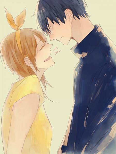 Tags: Anime, Pixiv Id 6296676, Kirisame ga Furu Mori, Kanzaki Shiori, Suga Kotaro, Fanart From Pixiv, Pixiv, Fanart, Forest Of Drizzling Rain