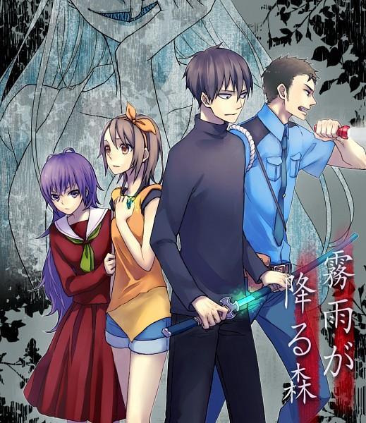 Kirisame ga Furu Mori (Forest Of Drizzling Rain)