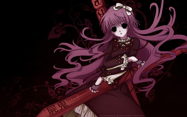 Tags: Anime, Shiki, Kirishiki Sunako, Wallpaper