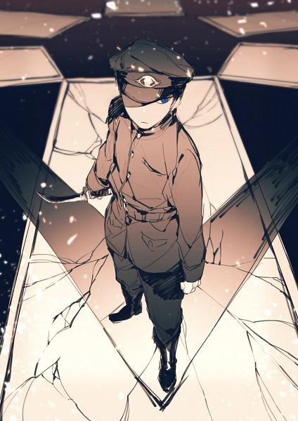 Kirishima (Gokuto Jihen) - Gokuto Jihen