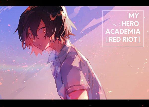 Tags: Anime, Pixiv Id 4162667, Boku no Hero Academia, Kirishima Eijirou, Fanart From Pixiv, Pixiv, Fanart