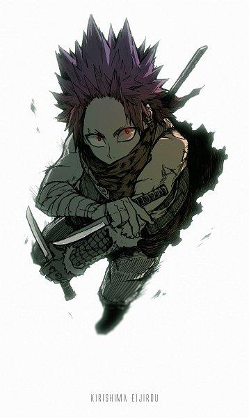 Tags: Anime, NIL (xxxxNIL), Boku no Hero Academia, Kirishima Eijirou