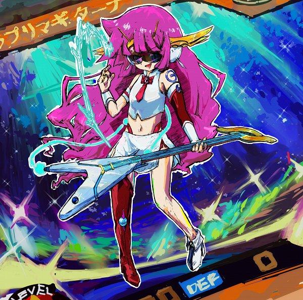Tags: Anime, Pixiv Id 21417230, Yu-Gi-Oh! SEVENS, Yu-Gi-Oh!, Kirishima Romin, Fanart, Fanart From Pixiv, Pixiv