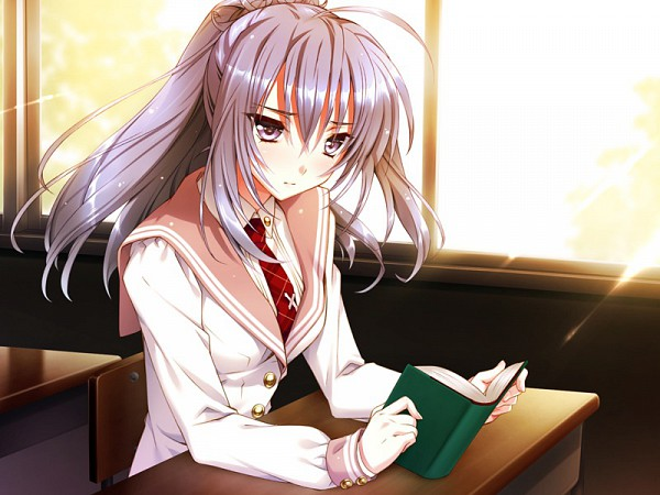 Tags: Anime, Kamiya Maneki, Relations. Sister X Sister, Kirishima Shizuka, CG Art