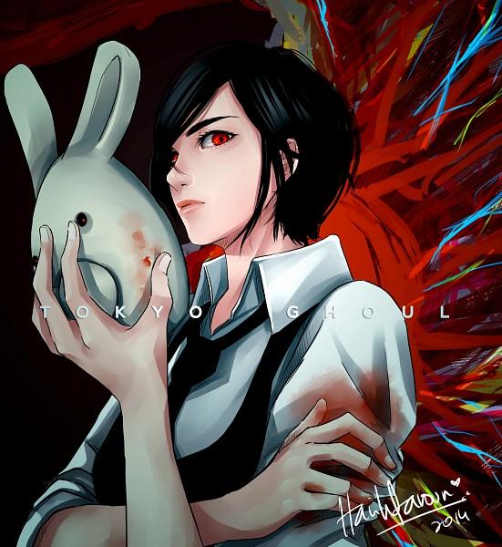 Tags: Anime, Pixiv Id 4306250, Tokyo Ghoul, Kirishima Touka