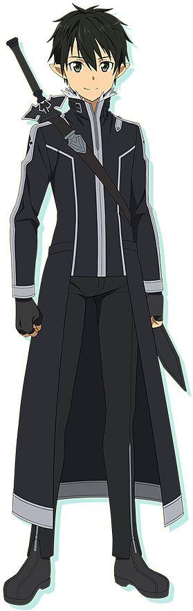 Kirito (ALO) - Kirigaya Kazuto