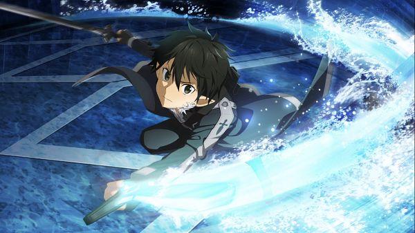 Tags: Anime, Bandai Namco Entertainment, Sword Art Online, Sword Art Online: Alicization Blading, Kirito (ALO), Kirigaya Kazuto, Official Art