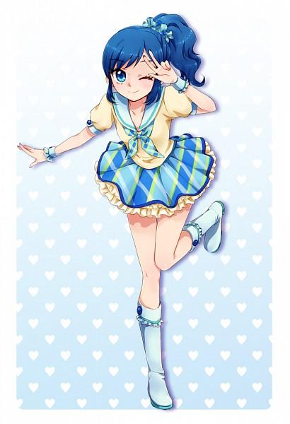 Tags: Anime, Nome Otto, Aikatsu!, Kiriya Aoi, Fanart From Pixiv, Mobile Wallpaper, Pixiv, Fanart