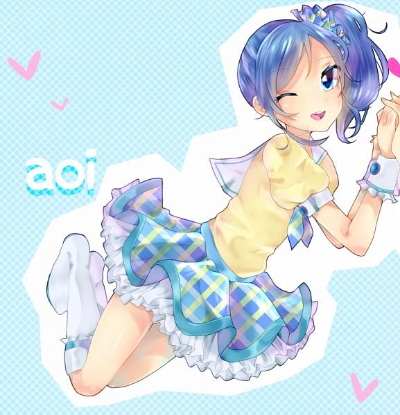 Tags: Anime, Pixiv Id 2107061, Aikatsu!, Kiriya Aoi, Fanart From Pixiv, Pixiv, Fanart