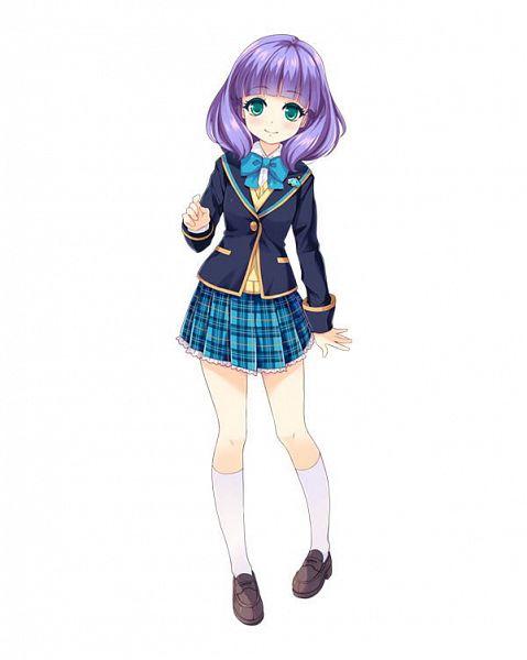 Kiriyama Yuzuki - Girlfriend (Kari)