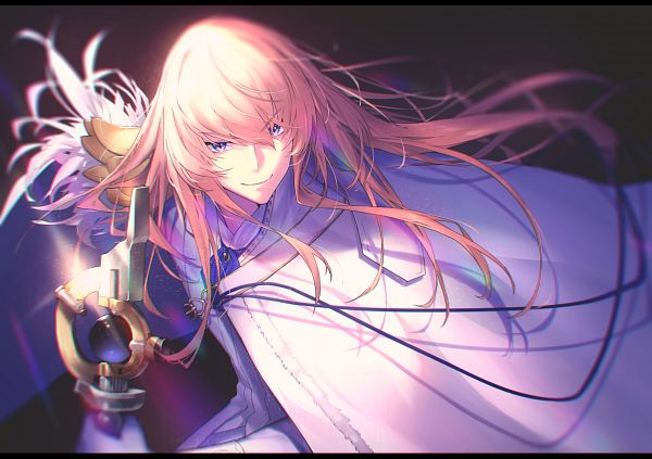 Tags: Anime, Essual (Layer World), Fate/Grand Order, Kirschtaria Wodime, Fanart From Pixiv, Pixiv, Fanart