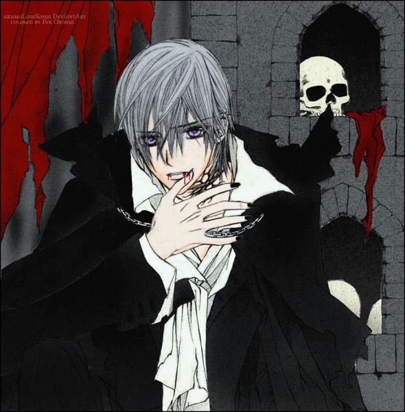 Tags: Anime, Vampire Knight, Kiryuu Zero