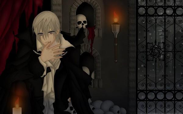 Tags: Anime, Vampire Knight, Kiryuu Zero, Wallpaper