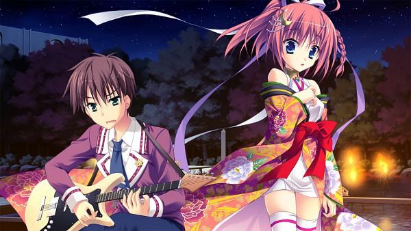Tags: Anime, Kisaragi Gold Star, Endou Saya, Wallpaper
