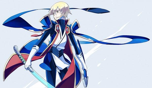 Tags: Anime, Ryolove, BlazBlue, Kisaragi Jin, Fanart From Pixiv, Pixiv, Fanart