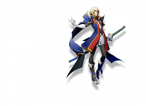 Tags: Anime, Higuchi Konomi, Arc System Works, Blazblue: Cross Tag Battle, BlazBlue, Kisaragi Jin, Official Art
