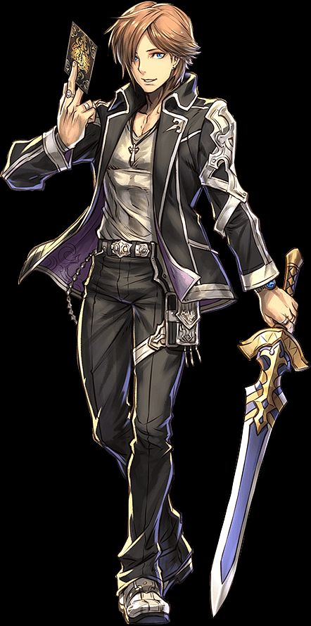 Kisaragi Knight - CHRONO MA:GIA