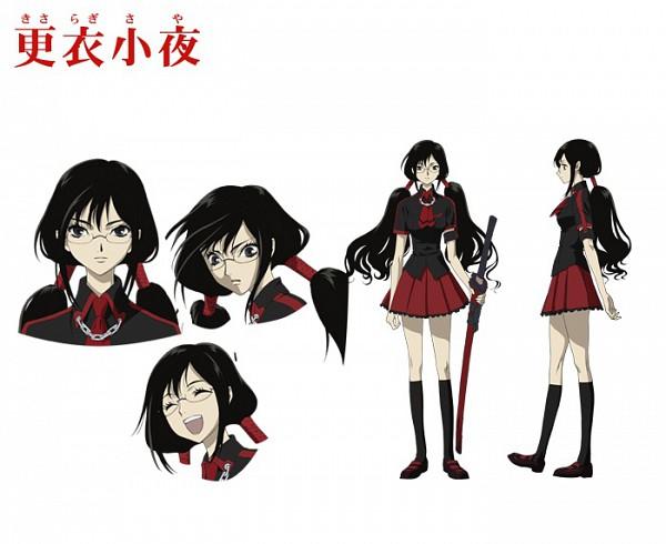 Kisaragi Saya - Blood-C