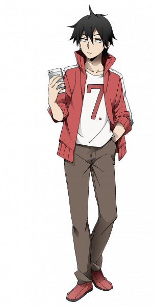 Kisaragi Shintaro (Shintaro Kisaragi) - Kagerou Project