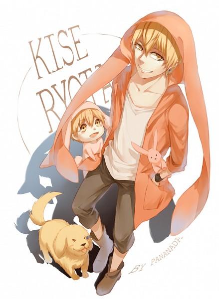 Tags: Anime, pananada, Kuroko no Basuke, Kise Ryouta