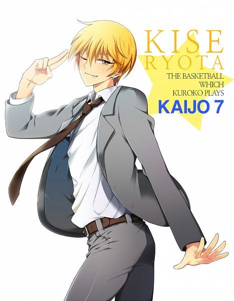 Tags: Anime, Pixiv Id 737618, Kuroko no Basuke, Kise Ryouta, Fanart From Pixiv, Pixiv, Fanart