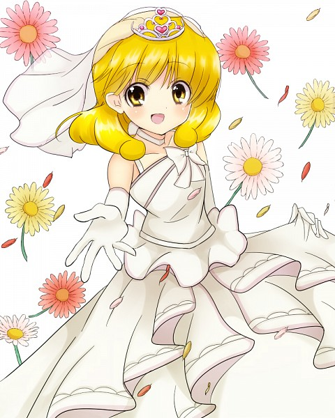 Tags: Anime, Pixiv Id 1746459, Smile Precure!, Kise Yayoi, Gown, Pixiv, Fanart, Fanart From Pixiv