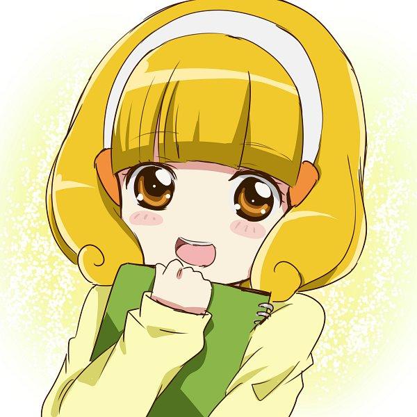 Tags: Anime, Sharumon, Smile Precure!, Kise Yayoi, Pixiv, Fanart, Fanart From Pixiv