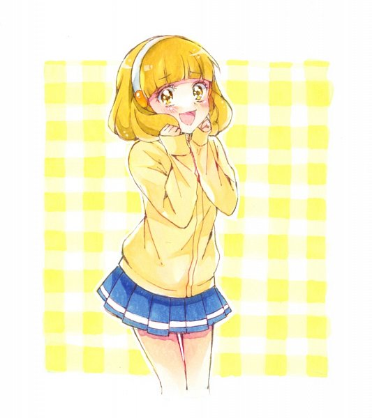 Tags: Anime, Pixiv Id 4996595, Smile Precure!, Kise Yayoi, Pixiv, Fanart, Fanart From Pixiv