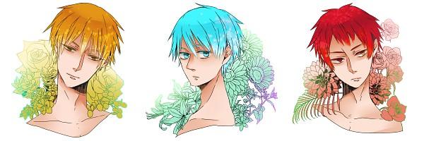 Tags: Anime, Pixiv Id 4232994, Kuroko no Basuke, Kise Ryouta, Akashi Seijuurou, Kuroko Tetsuya, Fanart, Twitter Header, Fanart From Pixiv, Pixiv, Kiseki no Sedai, Generation Of Miracles