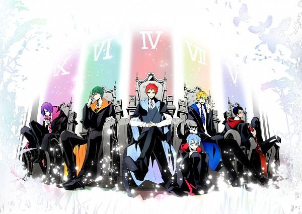 Tags: Anime, Pixiv Id 41089, Kuroko no Basuke, Akashi Seijuurou, Kise Ryouta, Aomine Daiki, Murasakibara Atsushi, Tetsuya No.2, Kuroko Tetsuya, Midorima Shintarou, Pixiv, Fanart, Fanart From Pixiv, Generation Of Miracles
