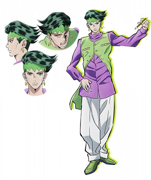 Kishibe Rohan - Diamond Is Unbreakable
