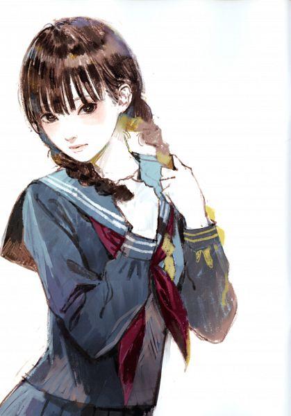 Tags: Anime, Kishida Mel, Scan, Mobile Wallpaper, Comic Market 87, Comic Market