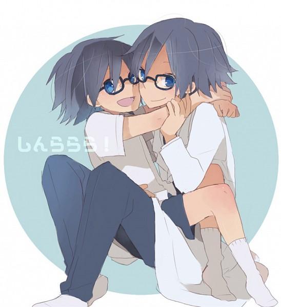 Tags: Anime, Pixiv Id 1421405, DURARARA!!, Kishitani Shinra, Pixiv, Fanart