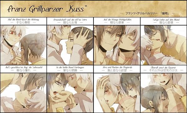 Kiss Chart - Kiss