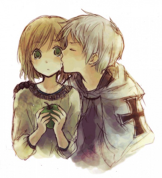 Kiss On The Cheek - Kiss
