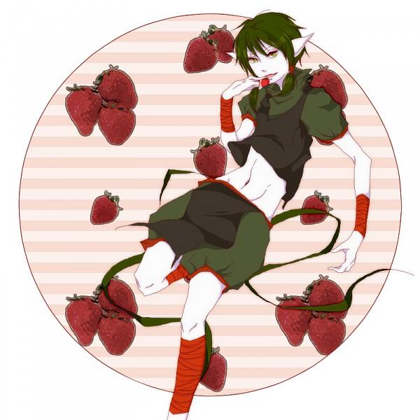 Tags: Anime, Pixiv Id 415581, Tokyo Mew Mew, Kisshu, Fanart From Pixiv, Pixiv, Fanart