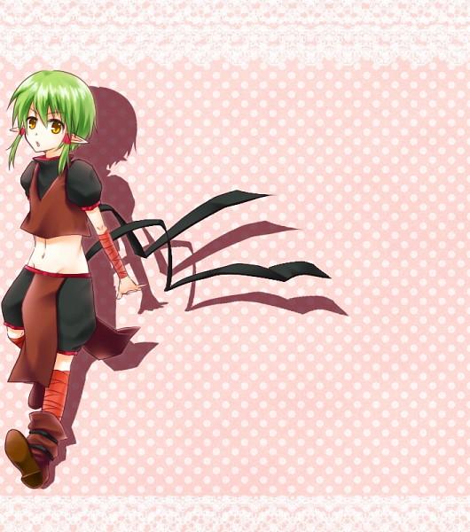 Tags: Anime, Pixiv Id 44548, Tokyo Mew Mew, Kisshu, Fanart, Fanart From Pixiv, Pixiv