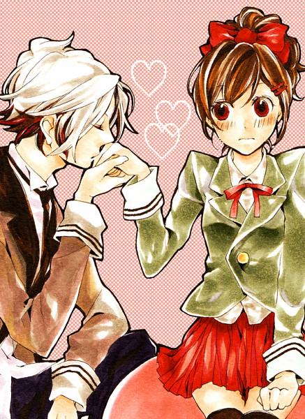 Kissing Hand - Kiss