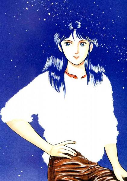 Tags: Anime, Hojo Tsukasa, Cat's Eye, Kisugi Hitomi
