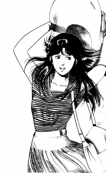 Kisugi Hitomi - Cat's Eye