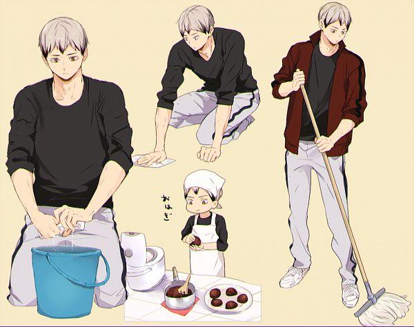 Kita Shinsuke - Haikyuu!!