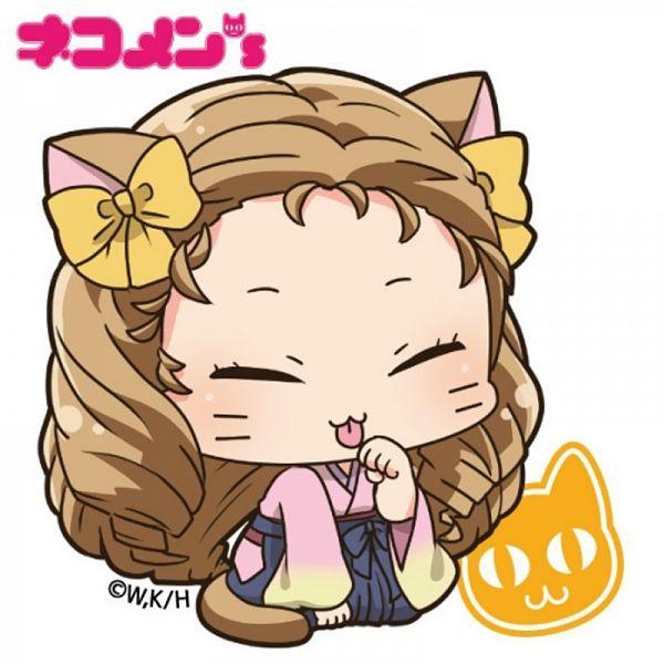 Tags: Anime, Haikara-san ga Tooru, Kitakouji Tamaki, Official Art
