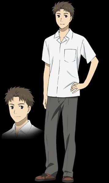 Kitamoto Atsushi - Natsume Yuujinchou