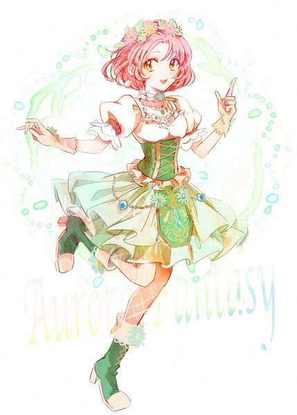 Kitaouji Sakura - Aikatsu!
