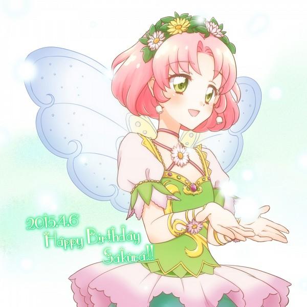 Tags: Anime, Pixiv Id 11204316, Aikatsu!, Kitaouji Sakura, Fanart From Pixiv, Pixiv, Fanart